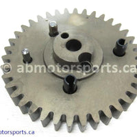 Used Can Am ATV TRAXTER MAX 500 XT OEM part # 420634956 cam shaft gear 38T for sale