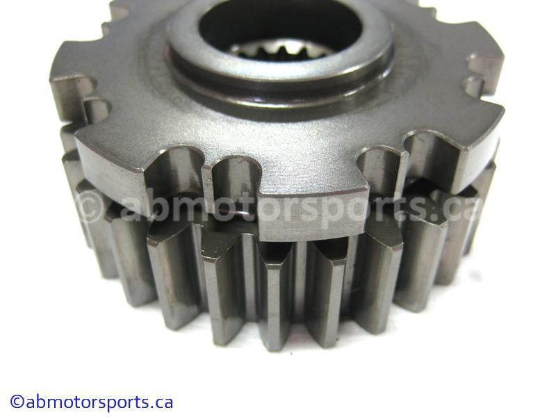 Used Can Am ATV TRAXTER MAX 500 XT OEM part # 420634925 output gear 28T for sale