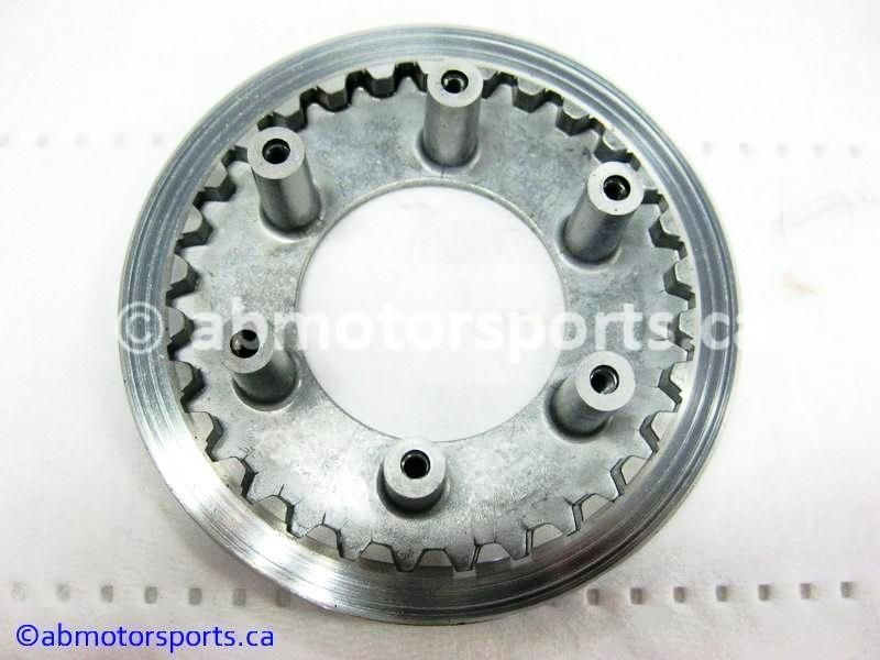 Used Can Am ATV TRAXTER MAX 500 XT OEM part # 420659230 inner clutch plate for sale