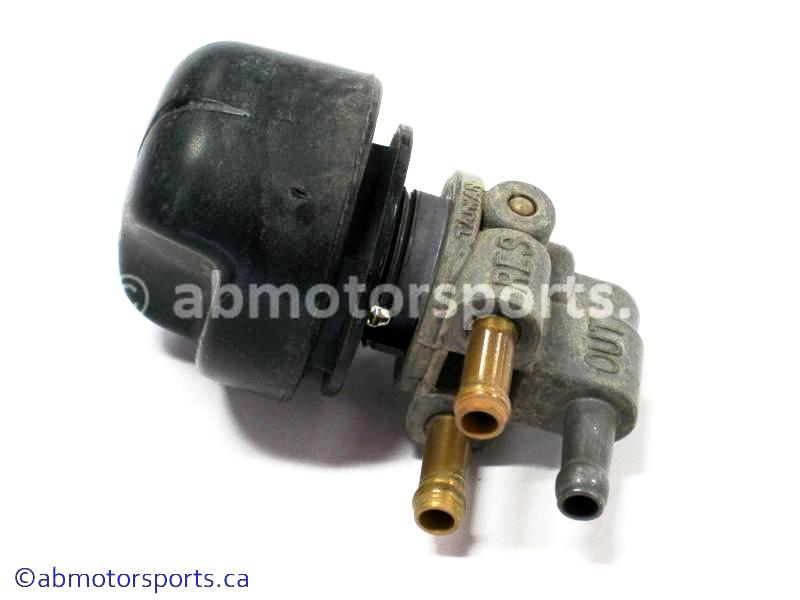 Used Can Am ATV OUTLANDER MAX 400 OEM part # 275500098 fuel shut off valve for sale