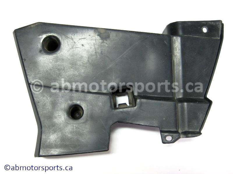 Used Can Am ATV OUTLANDER MAX 400 OEM part # 705000653 right inner fender for sale