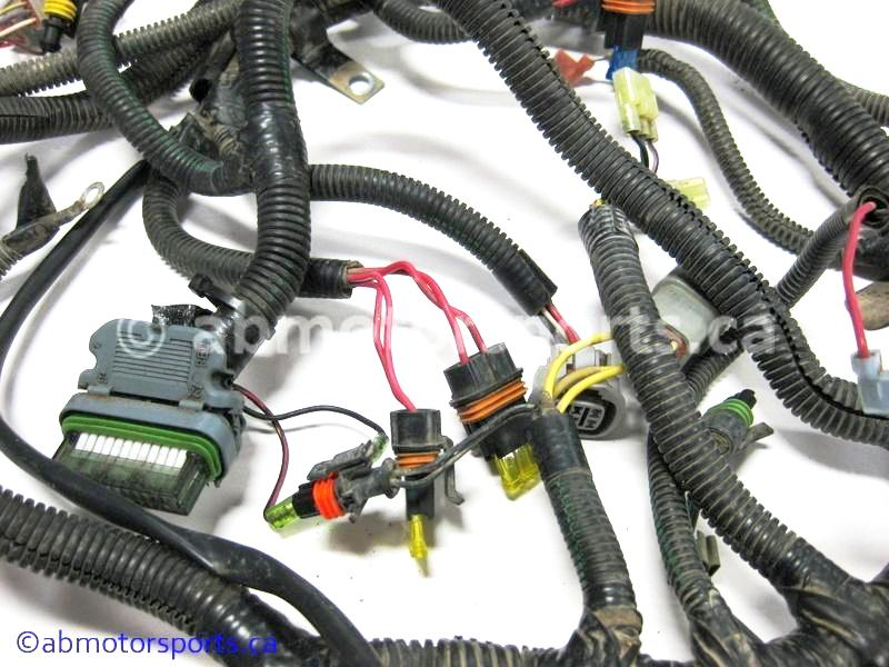 Can Am Wire Harness - Wiring Diagrams Delete  Can Am Outlander Wiring Diagram on