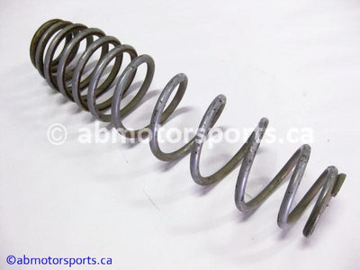 Used Can Am ATV OUTLANDER MAX 400 OEM part # 706200353 front shock spring for sale