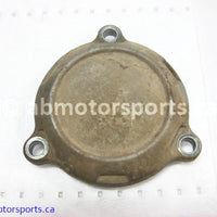 Used Can Am ATV OUTLANDER MAX 400 OEM part # 420210418 oil filter cover for sale