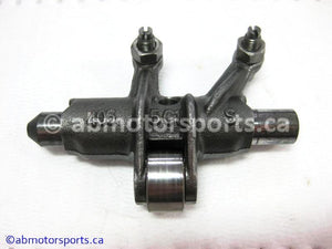 Used Can Am ATV OUTLANDER MAX 400 OEM part # 420254405 rocker arm intake for sale