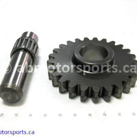 Used Can Am ATV OUTLANDER MAX 400 OEM part # 420635671 gear 25T for sale