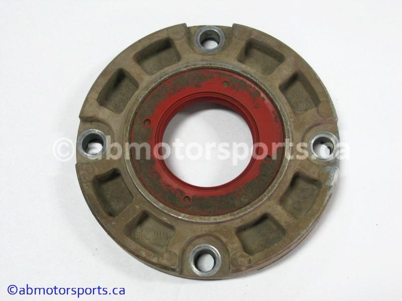 Used Can Am ATV OUTLANDER MAX 400 OEM part # 420610243 bearing cover crankcase for sale