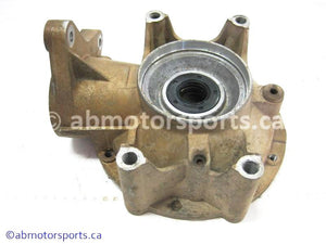 Used Can Am ATV OUTLANDER MAX 400 OEM part # 705500507 rear left differential case for sale