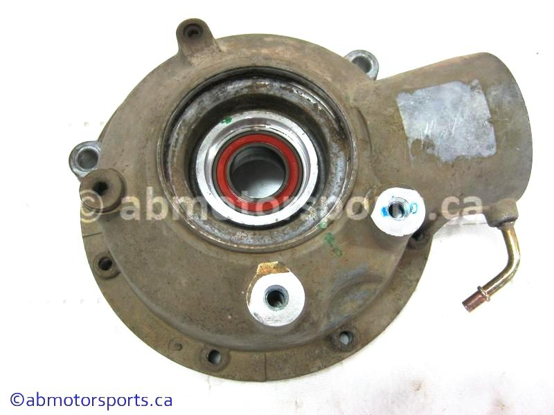 Used Can Am ATV OUTLANDER MAX 400 OEM part # 705400261 front right differential case for sale