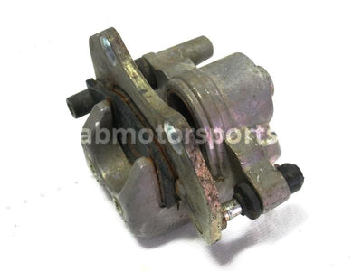 Used Can Am ATV OUTLANDER 800 OEM part # 705600575 front right hand brake caliper for sale