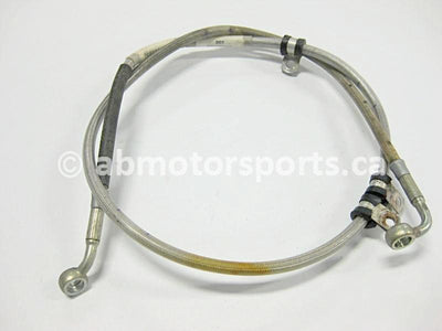 Used Can Am ATV OUTLANDER 800 OEM part # 705600580 rear brake hose for sale