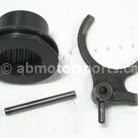 Used Can Am ATV OUTLANDER 800 OEM part # 420257676 shifting fork sleeve kit for sale