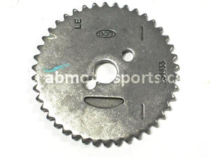 Used Can Am ATV OUTLANDER 800 OEM part # 420254433 camshaft sprocket for sale