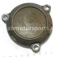 Used Can Am ATV OUTLANDER 800 OEM part # 420210418 oil filter cover for sale