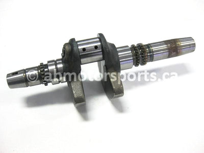 Used Can Am ATV OUTLANDER 800 OEM part # 420219665 crankshaft for sale