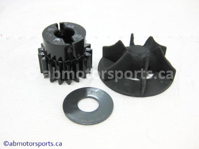 Used Can Am ATV DS650 OEM part # 711234620 gear 18T for sale