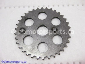 Used Can Am ATV DS650 OEM part # 711634280 cam gear 34T for sale