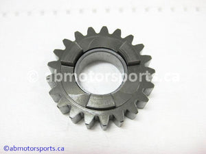 Used Can Am ATV DS650 OEM part # 711234715 intermediate gear 21T for sale