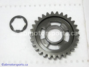 Used Can Am ATV DS650 OEM part # 711634305 intermediate gear 29T for sale