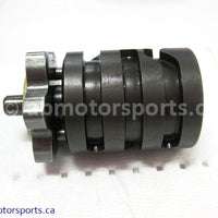 Used Can Am ATV DS650 OEM part # 711258275 gear shift drum for sale
