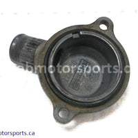 Used Can Am ATV DS650 OEM part # 711222440 thermostat cover for sale
