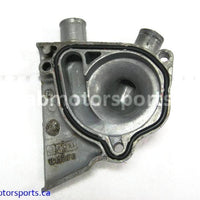Used Can Am ATV DS650 OEM part # 711211270 water pump cover for sale