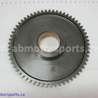 Used Can Am ATV DS650 OEM part # 711634317 starting gear 61T for sale