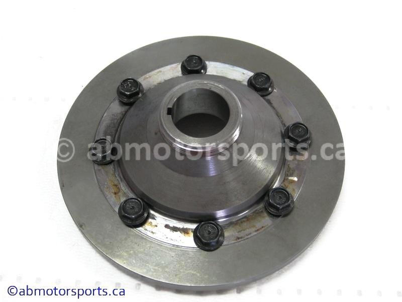 Used Can Am ATV DS650 OEM part # 711264577 flywheel hub for sale