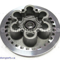 Used Can Am ATV DS650 OEM part # 711259122 clutch pressure plate for sale