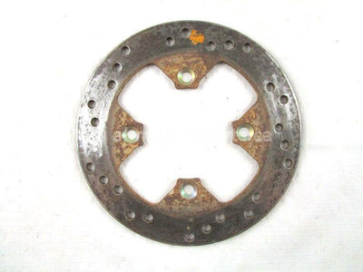 A used Brake Disc Front from a 2003 TRAXTER 500 XT Can Am OEM Part # 705600168 for sale. Our Can Am salvage yard is now online!
