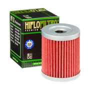 A HF132 Premium Hiflo Filtro oil filter for sale. This filter fits a variety of Kawasaki, Suzuki and Arctic Cat ATV's & Dirt Bikes. Our online catalog has more new and used parts that will fit your unit!