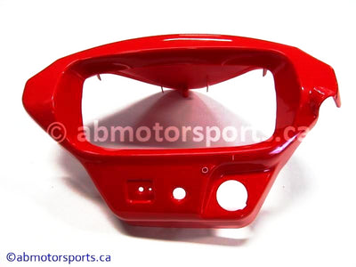 New Honda ATV TRX 650 OEM part # 53205-HN8-A10ZB meter cover for sale