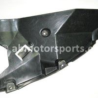 Used Honda ATV TRX 350 FM2 OEM part # 61867-HN5-670 left inner fender for sale