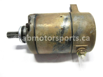Used Honda ATV TRX 350 FM2 OEM part # 31200-HN5-A81 starter for sale