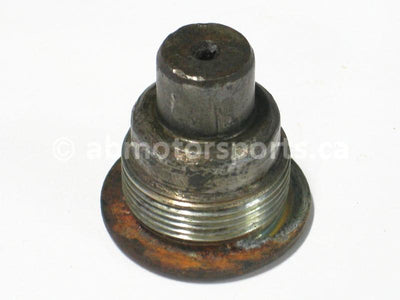 Used Honda ATV TRX 450 S OEM part # 90122-HM5-930 pivot bolt B for sale