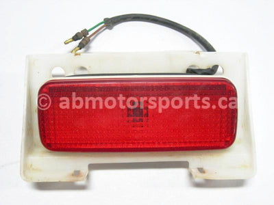 Used Honda ATV TRX 450 S OEM part # 33710-HB3-771 tail light for sale