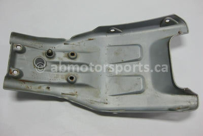 Used Honda ATV TRX 500 FA OEM part # 81160-HP0-A00ZB front plate for sale