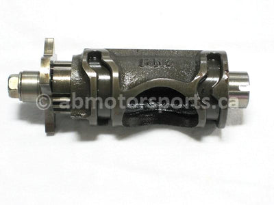 Used Honda ATV TRX 500 FA OEM part # 24300-HN2-000 gearshift drum for sale