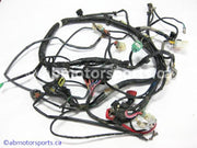 Used Honda ATV RUBICON 500 FA OEM part # 32100-HN2-000 wire harness for sale