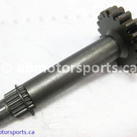 Used Honda ATV TRX 300 FW OEM part # 28130-HC4-000 starter reduction shaft for sale