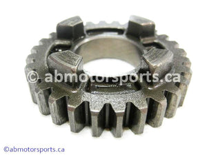 Used Honda ATV TRX 300 FW OEM part # 23461-HC4-000 fourth countershaft gear 28T for sale
