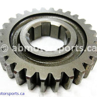 Used Honda ATV TRX 300 FW OEM part # 23491-HC4-000 fifth countershaft gear 28T for sale