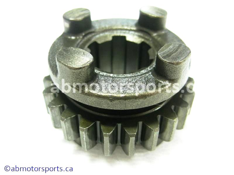 Used Honda ATV TRX 300 FW OEM part # 23441-HC4-000 third main shaft gear 23T for sale