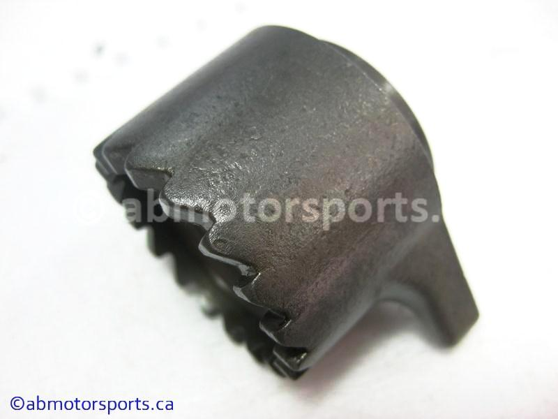 Used Honda ATV TRX 300 FW OEM part # 28213-HC4-000 kick starter spindle ratchet for sale