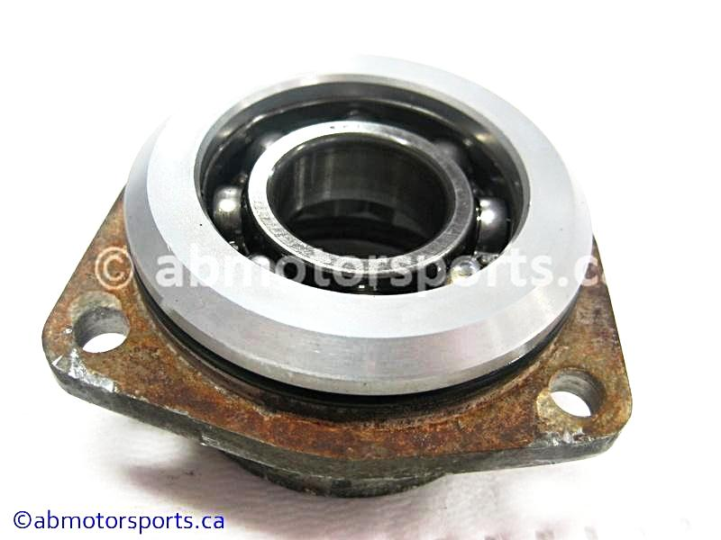 Used Honda ATV TRX 300 FW OEM part # 21371-HC4-000 cross bearing holder for sale