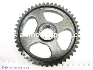 Used Honda ATV TRX 300 FW OEM part # 21703-HM5-730 front driveshaft gear 46T for sale