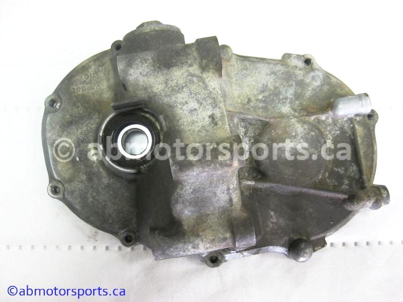 Used Honda ATV TRX 300 FW OEM part # 21501-HC5-030 front gear case for sale