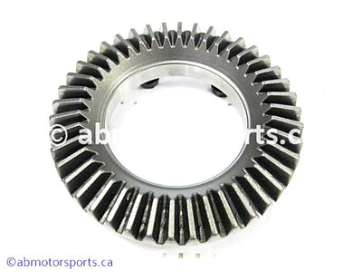 Used Honda ATV TRX 450FM OEM part # 41531-HN2-010 front differential final gear 42 teeth for sale