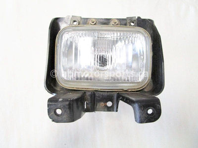 A used Head Light from a 1998 TRX400FW Honda OEM Part # 33120-HF1-670 for sale. Check out our online catalog for more parts that will fit your unit!