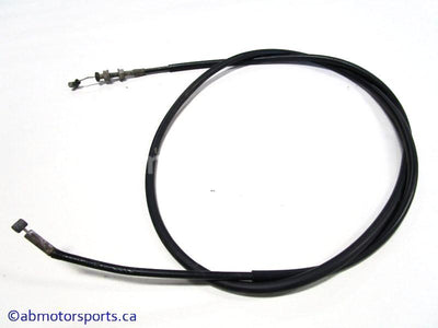 Used Honda ATV TRX 350D OEM part # 22880-HA7-670 reverse cable for sale